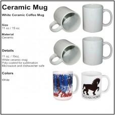 Personalize - White Coffee Mugs
