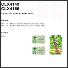 Personalize - ChromaLuxe Berlin Al Photo Panel