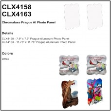 Personalize - ChromaLuxe Prague Al Photo Panel