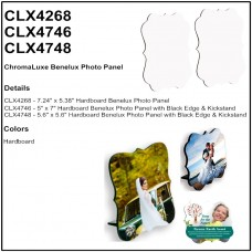 Personalize - ChromaLuxe Benelux Photo Panel